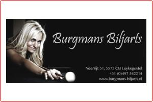 Burgmans Biljarts